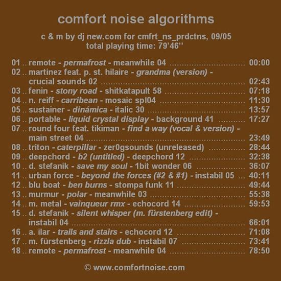 Comfort_noise_algorithms_playlist_550